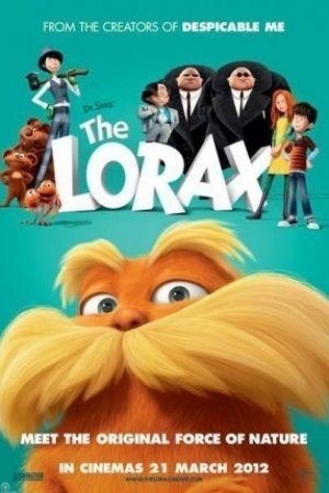 DR. SEUSS` THE LORAX