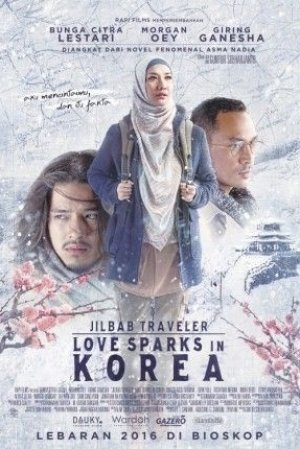 JILBAB TRAVELER LOVE SPARKS IN KOREA