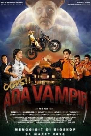 OOPS! ADA VAMPIR
