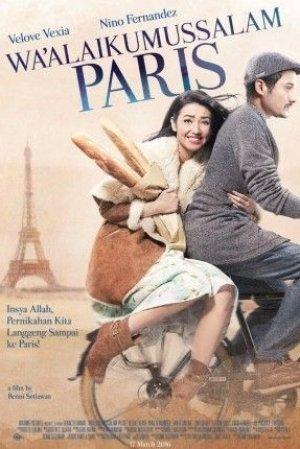 WA'ALAIKUMUSSALAM PARIS