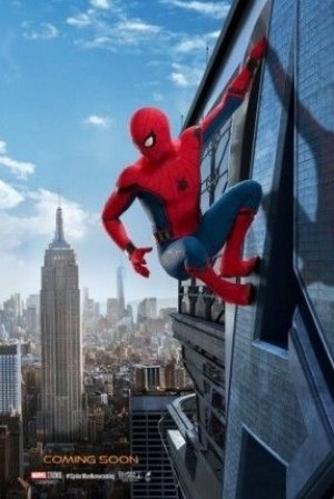 SPIDER-MAN: HOME COMING