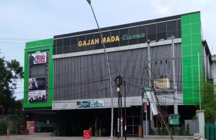 Bioskop GajahMada Cinema TEGAL