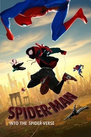 SPIDER-MAN: INTO SPIDER VERSE