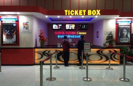 Bioskop Surya Yudha Cinema Banjarnegara