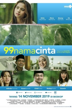 99 NAMA CINTA