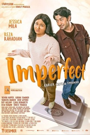 IMPERFECT: KARIER, CINTA & TIMBANGAN