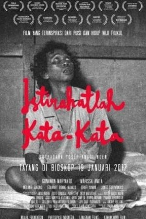 KMC: ISTIRAHATLAH KATA-KATA