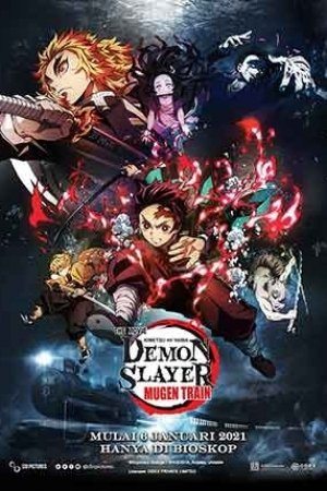 DEMON SLAYER: KIMETSU  NO YAIBA: MUGEN TRAIN