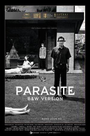 PARASITE - B&W VERSION