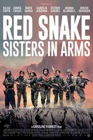 RED SNAKE SISTERS IN ARMS