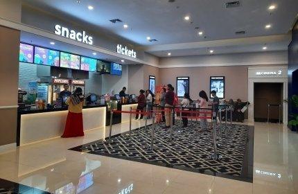 Bioskop Cinepolis Mangga Dua Square JAKARTA