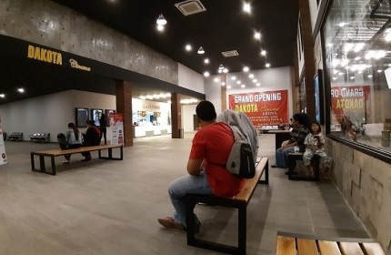Bioskop DAKOTA CINEMA KROYA Cilacap