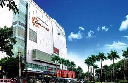 Bioskop Cinemaxx Palladium Mall  MEDAN