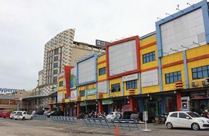 Bioskop Cinemaxx Qmall Banjarbaru Banjarbaru