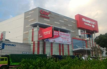 Bioskop CGV Transmart Mataram LOMBOK