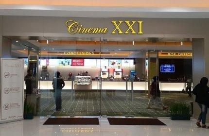 Bioskop RAMAYANA TAJUR XXI BOGOR
