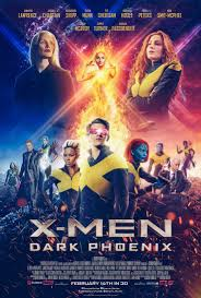 X MEN : DARK PHEONIX