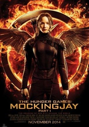 THE HUNGER GAMES: MOCKINGJAY PART - 1