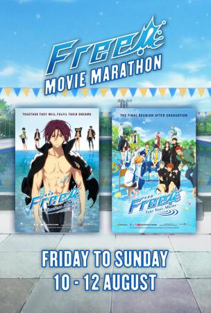 FREE! MOVIE MARATHON