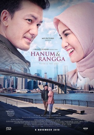 HANUM & RANGGA (FAITH & THE CITY)