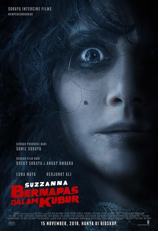 SUZZANNA : BERNAPAS DALAM KUBUR