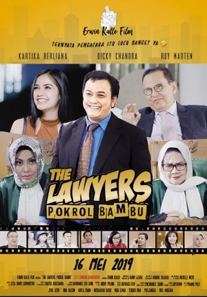 THE LAWYERS (POKROL BAMBU)