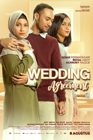 WEDDING AGREEMENT