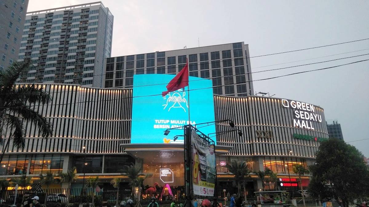 Bioskop GREEN SEDAYU MALL XXI JAKARTA