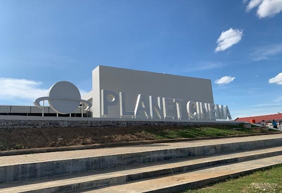 Bioskop Planet Cinema Bone