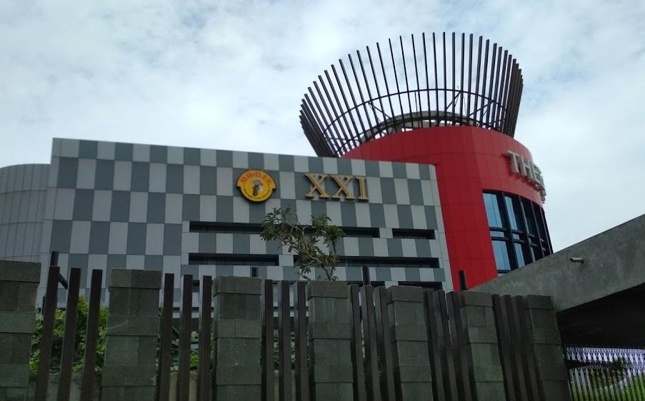 Bioskop THEE MATIC MALL XXI BANDUNG